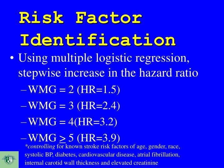 Risk Factor Identification