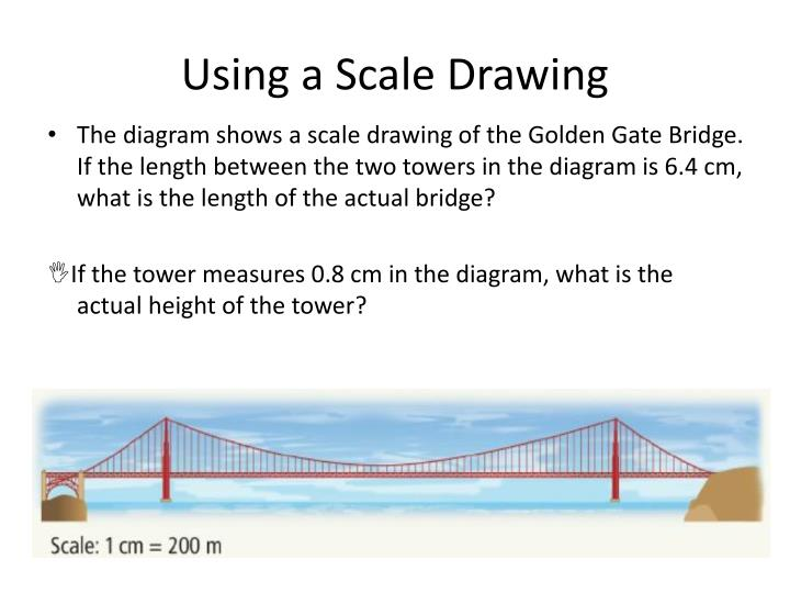 Using a Scale Drawing
