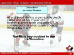 a minor hockey toolbox for parents the presentation template3