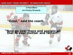 a minor hockey toolbox for parents the presentation template7
