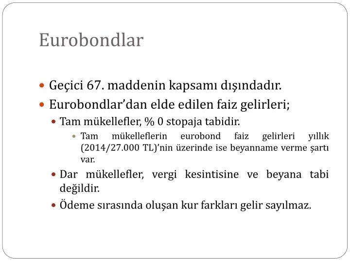 Eurobondlar