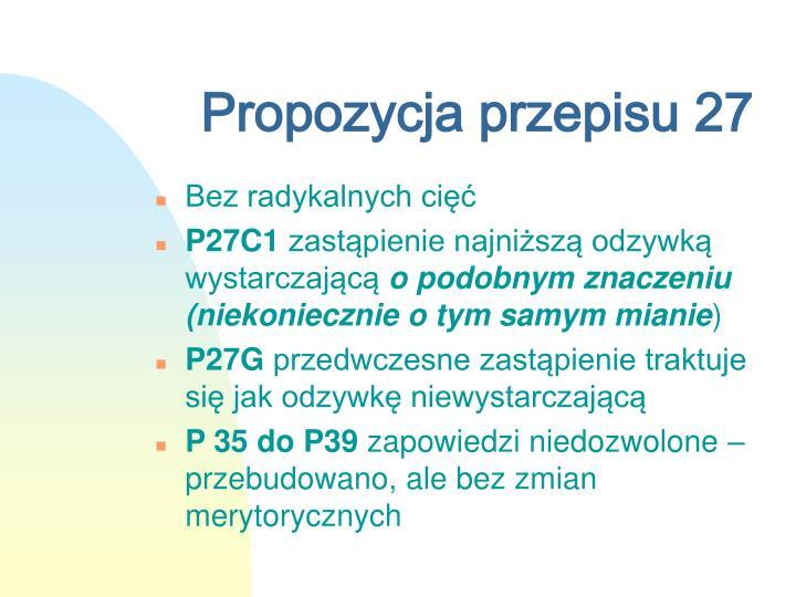 Propozycja przepisu 27