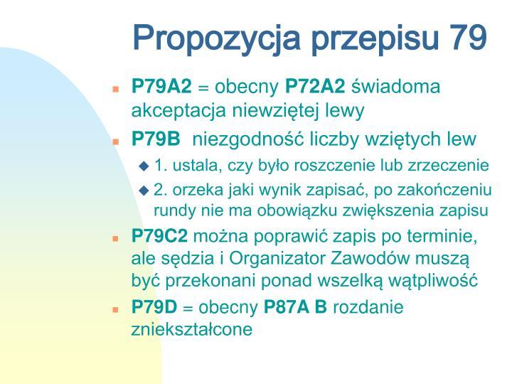 Propozycja przepisu 79