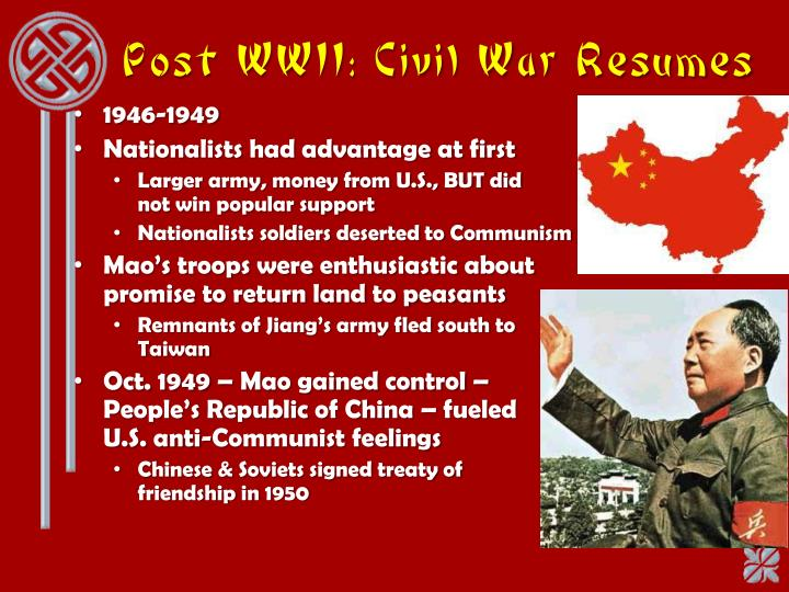 ppt 20c china from republic to communist power
