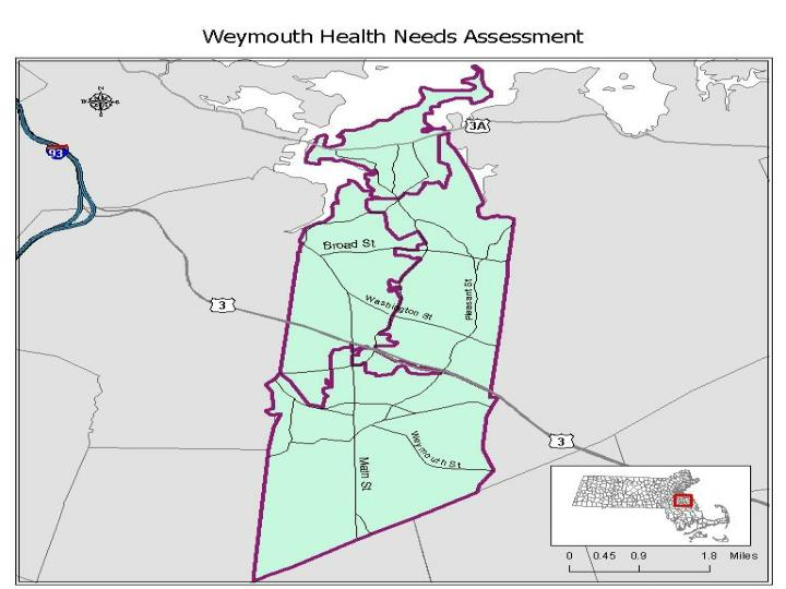 Massachusetts Department of Public Health, Bureau of Environmental Health Assessment