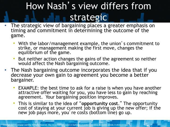 How Nash