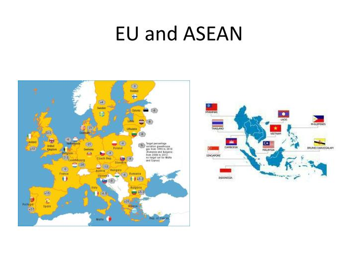 Eu and asean