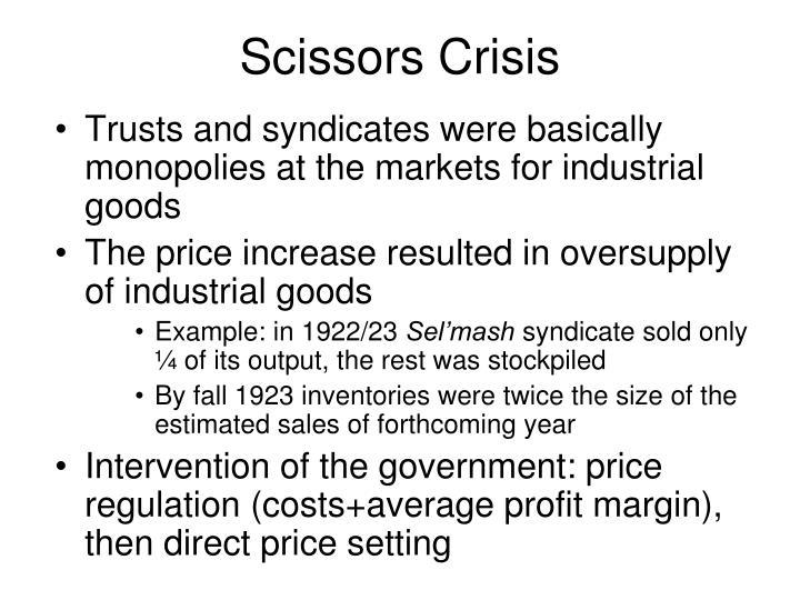 Scissors Crisis