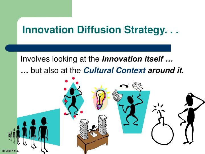 Innovation Diffusion Strategy. . .