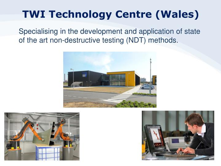 TWI Technology Centre (Wales)