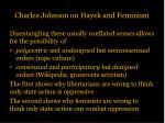 charles johnson on hayek and feminism1