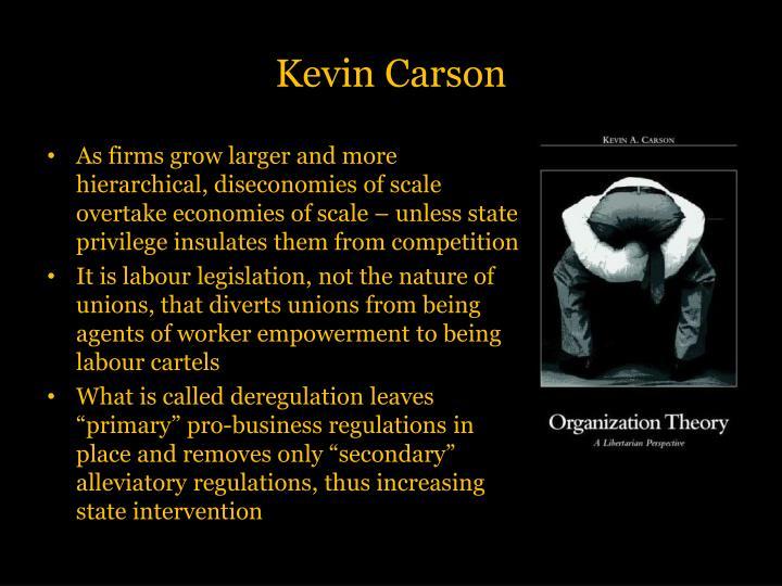Kevin Carson