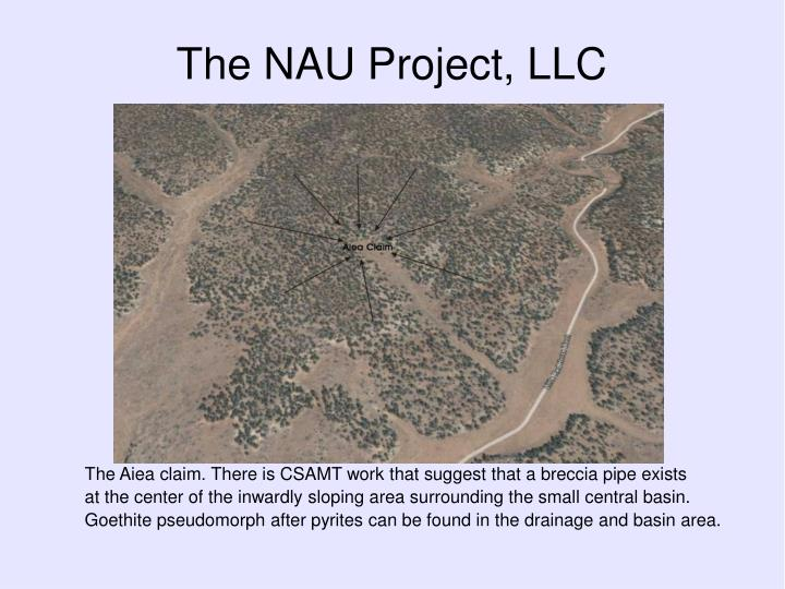 The NAU Project, LLC