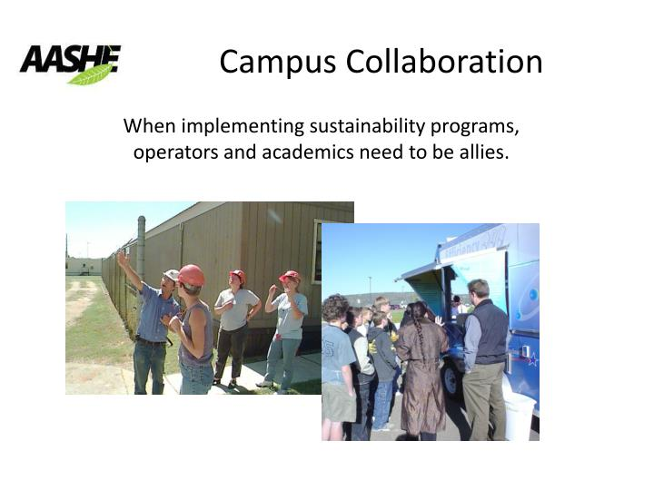 Campus Collaboration