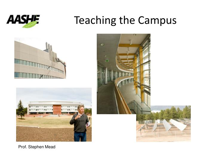 Teaching the Campus
