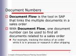 document numbers4