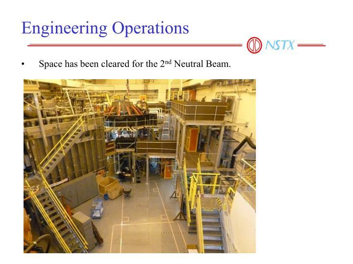 Engineering Operations