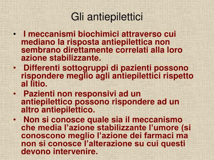 Gli antiepilettici