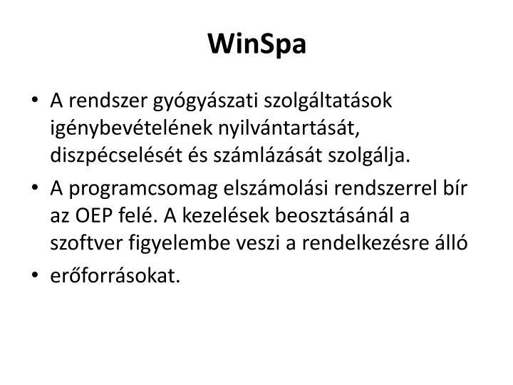 WinSpa