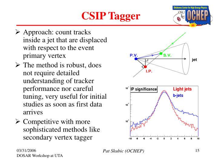 CSIP Tagger