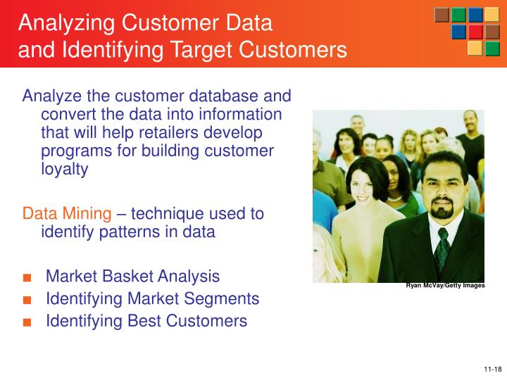 Analyzing Customer Data