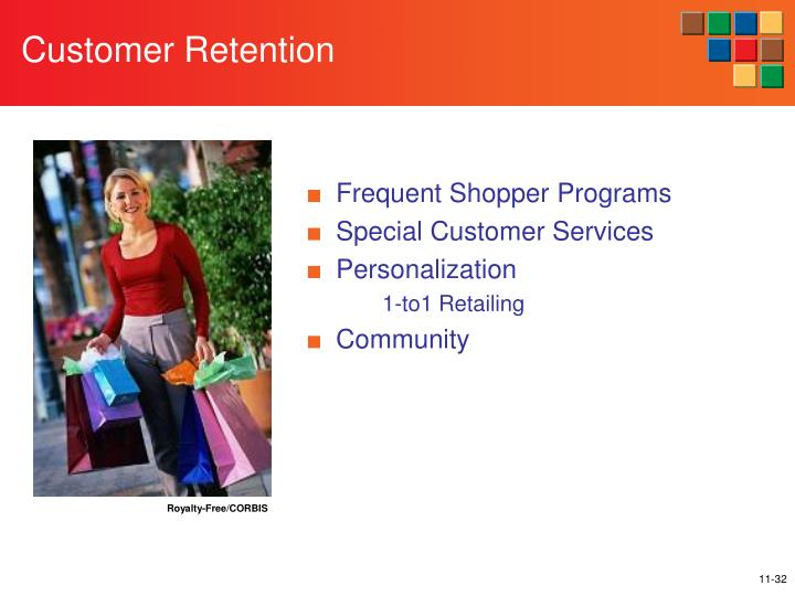 Frequent Shopper Programs