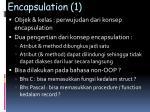 encapsulation 1
