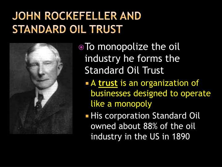 John Rockefeller and