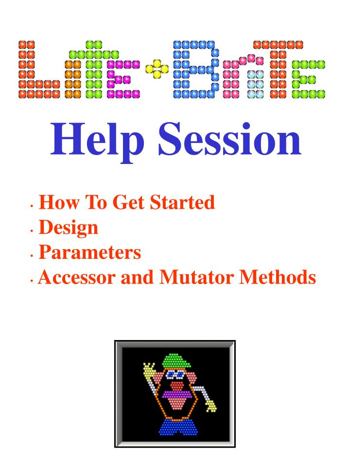 Help Session