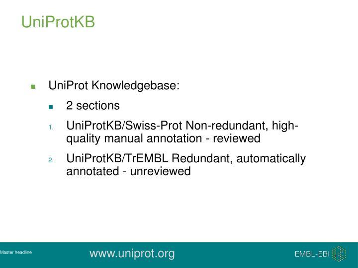 UniProtKB