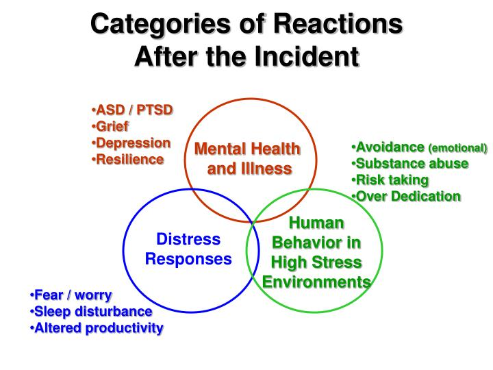 Categories of Reactions