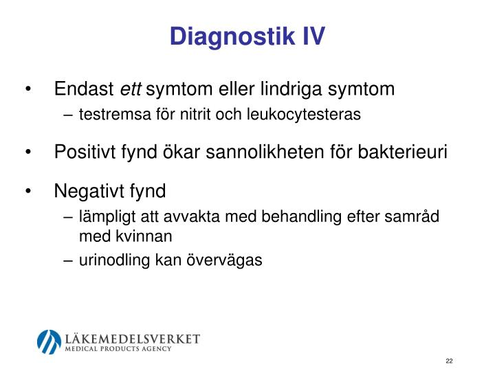 Diagnostik IV