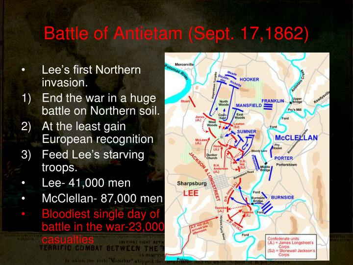 Battle of Antietam (Sept. 17,1862)