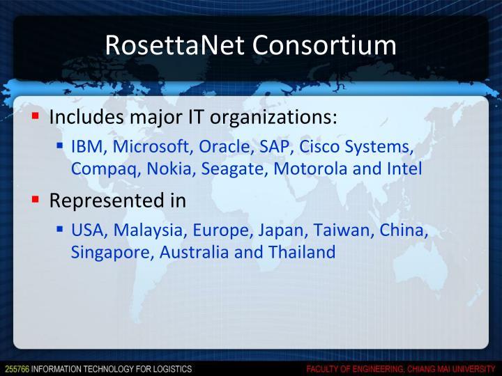 RosettaNet Consortium