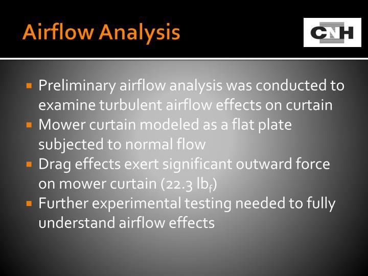 Airflow Analysis