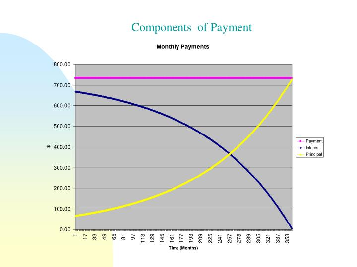 Components  of Payment