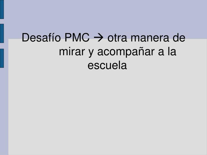 Desafío PMC