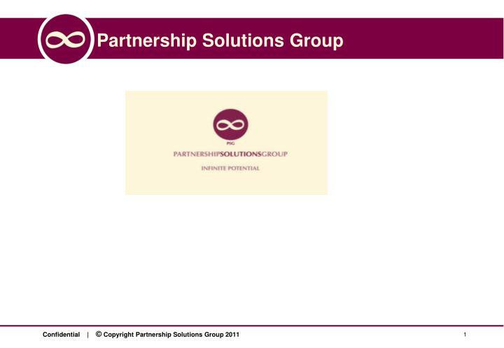 Partnership Solutions Group