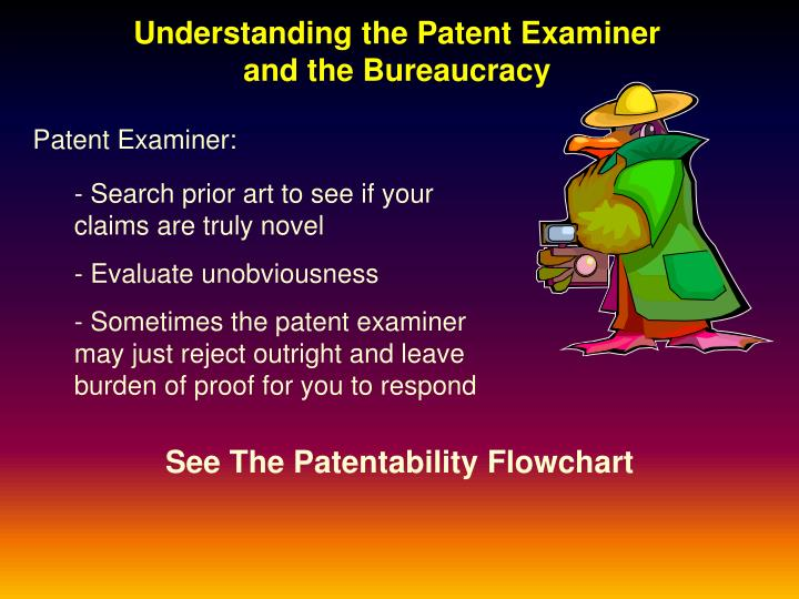 Understanding the Patent Examiner