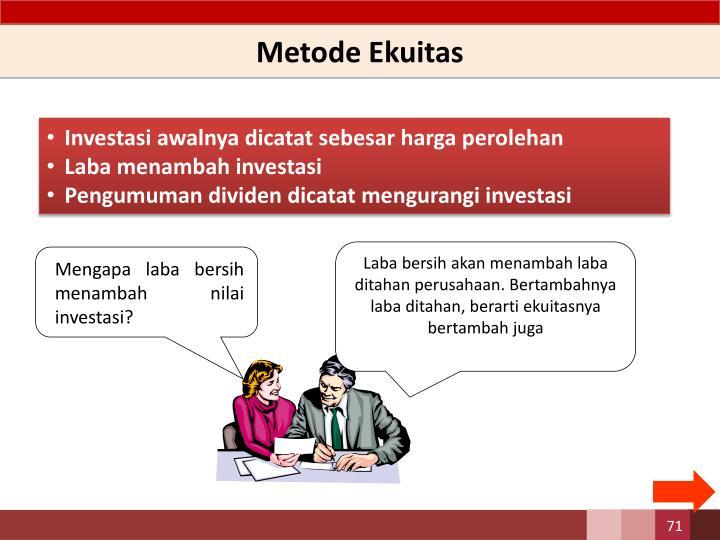 Metode Ekuitas