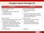 penyajian laporan keuangan 3