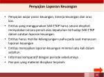 penyajian laporan keuangan1