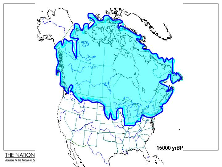 North American Earthworm Biogeography