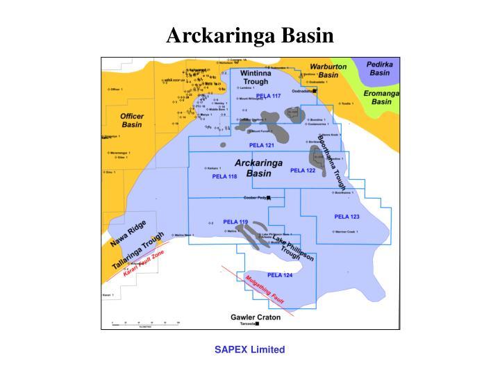 Arckaringa Basin