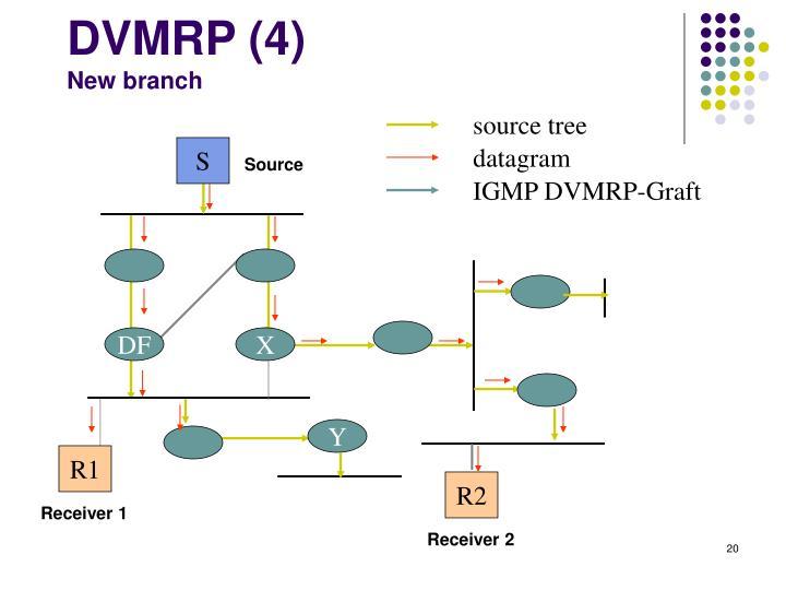 DVMRP (4)