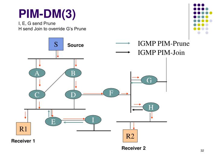 PIM-DM(