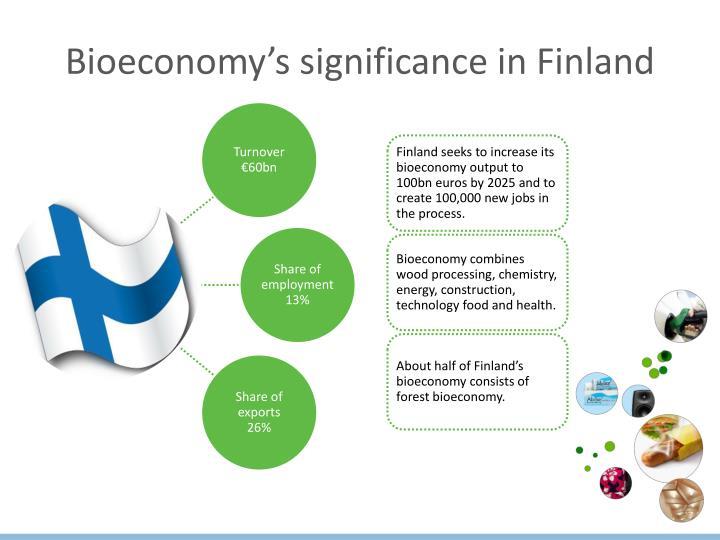 Bioeconomy's