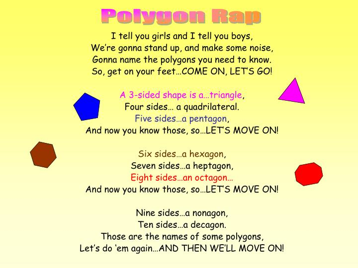 Polygon Rap
