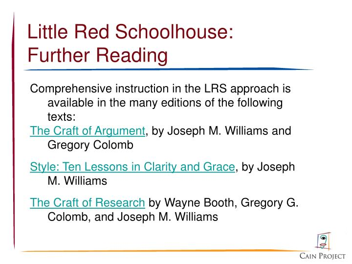 Little Red Schoolhouse: