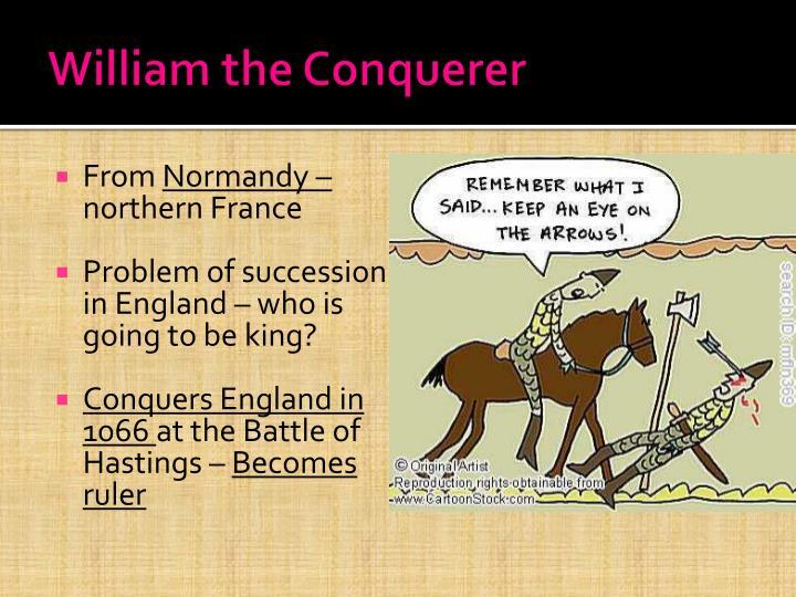 William the